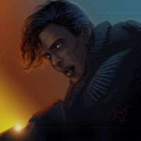 Benny Into Darkness by Sempaiko
