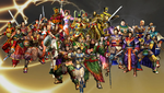 Dynasty Warriors 2 Roster by The4thSnake