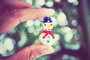 Little Snowman by this-is-the-life2905