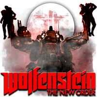 Wolfenstein The New Order by POOTERMAN