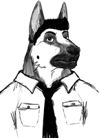 the anthro alpha male in his early thirties by ViherkiviJade