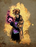 Gambit colors by JoeyVazquez