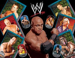 WWE Superstars by TamvakisPhoto