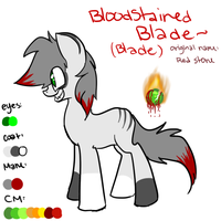 Bladehh by ass-pen