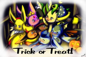 Halloweevees by Togechu