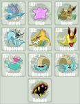 Group 131 to 140 by dream-whizper