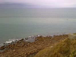 View from Cap Gris Nez 2 by oxygenik
