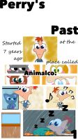 Perry's Past pg1 by chowder-lover