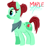 Maple Mint Design by NatAsplund