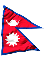Flags of the World: Nepal by MrAngryDog