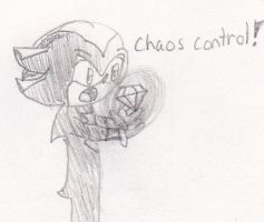 Chaos Control by QueenIntrovert