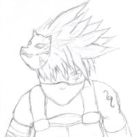Unfinished Kakashi preview. by losergirl0912