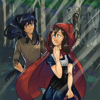 Rei Riding Hood by papyrus-tree