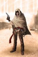 Assassin's Creed: Wanted by ginovanta