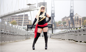 Ms Marvel by Rebecca-Manuel