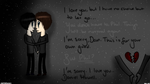 I'm sorry, but I have to go~ (Phan) by vishthefish2013