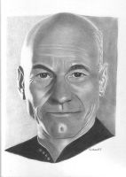 Jean-Luc by drawman61