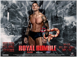 Randy Orton ~ Royal Rumble 2013 Winner by MhMd-Batista