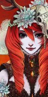 ::Threads artbook preview:: by rann-poisoncage