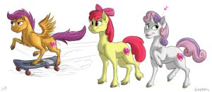 CMC Sketches by Shimazun