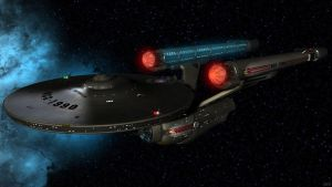 USS Enforcer Revised by vatorx