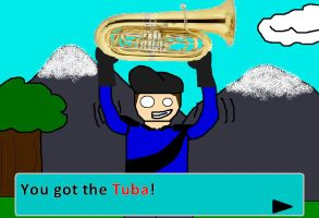 You got the Tuba. by halomerchant