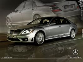 Mercedes-Benz S65 AMG by TuningmagNet