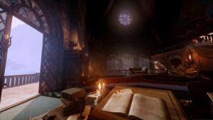 Dragon Age Inquisition   Time to Study! by Lootra