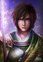Dynasty Warriors 8-Jiang Wei by foreversus