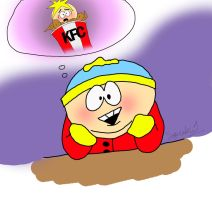 Cartman's Sick Fantasy by squeaken1