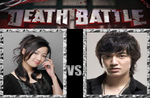 DEATH BATTLE Rie Tanaka vs Lee Min Ho by V1EWT1FUL