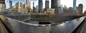 World Trade Centre Memorial by AlanSmithers