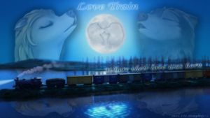 Alpha and Omega - Love Train by LIL-Humphrey
