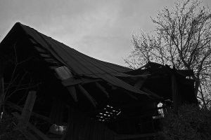 a sad structure by dasTotenkopf