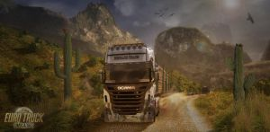 Euro Truck Simulator 2 by mmirkovic