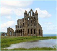 Whitby Abbey by Xuisol