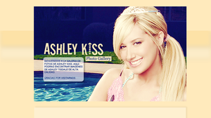Ashley Kiss Gallery  Design by chocolateabril