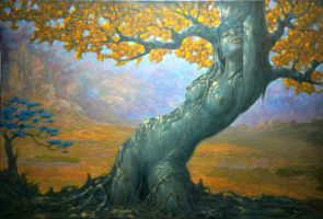 Tree of Life by danielsyzygy