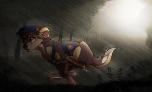 Through the Wind and Rain by Kitchiki