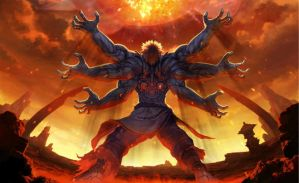 Asura's Wrath Wallpapers by talha122
