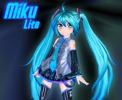 Miku Model Release - Coming Soon! by GS-Mantis