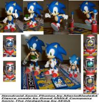 Nendroid Sonic Photos by MarioBlade64