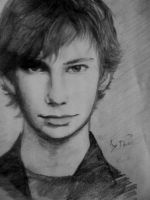 Devon Bostick by GirlOutOfSpace