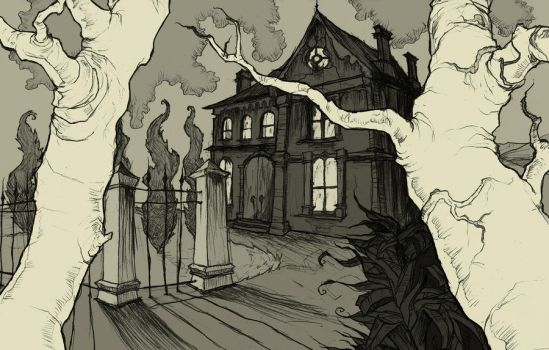 The House of Usher by AbigailLarson
