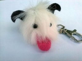 Poro Keychain League of Legends by Eytheria