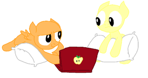 Ponies base- Appletube is the best place to watch by RB-Bases