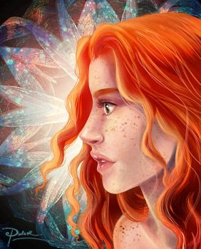 Clary Profile by palnk
