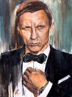 Mr. Bond by Martinkumnick