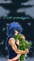 Saint seiya THE Protection by saintcosevent