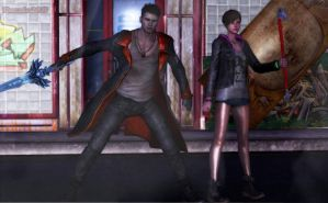 Dante And Moira - Hitting The Streets by Tazzle28b